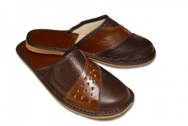 Męskie kryte 13 - Pantofle 88c039588d